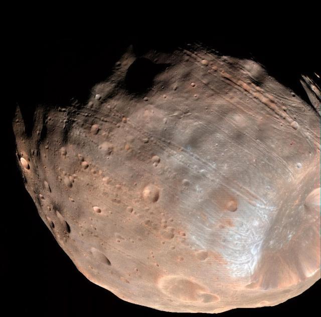 Francia y Japón quieren viajar a las lunas de Marte