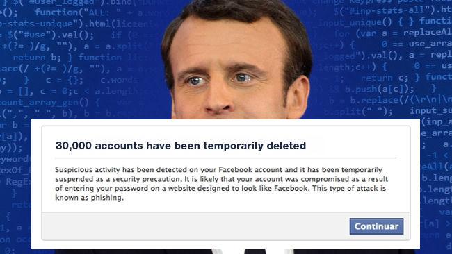 Facebook admite haber sido manipulada por gobiernos como arma de propaganda