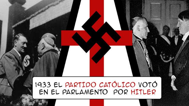 El oscuro vínculo entre el Vaticano y los nazis