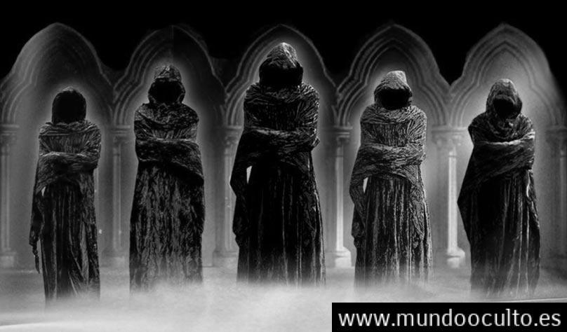 Nueve Hombres Desconocidos de la Sociedad Milenaria.