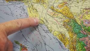 California un peligro se esconde bajo ella