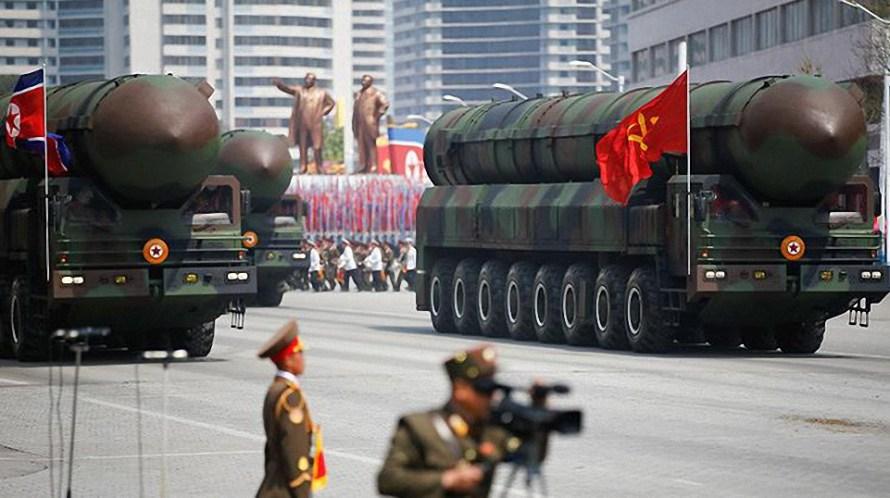 El lanzamiento de misil norcoreano puede haber sido frustrado por un ataque cibernético de EE.UU