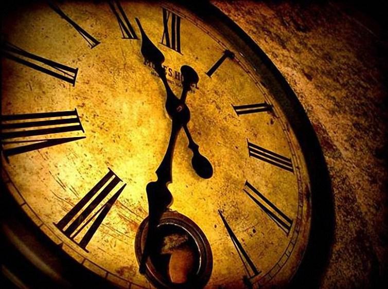 La teoría del tiempo fantasma