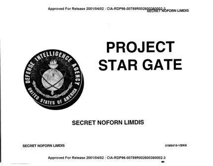 Proyecto Psíquico Stargate