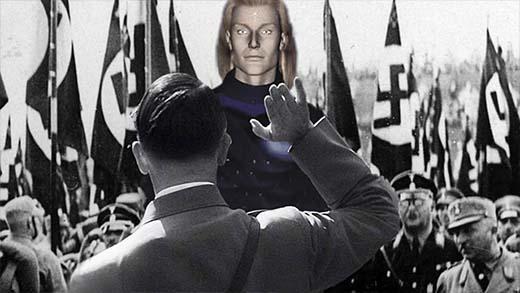 Extraterrestres Manipuladores influenciaron a Adolf Hitler
