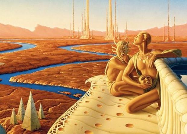 ¿Existieron otras civilizaciones en el sistema solar antes que la humanidad?
