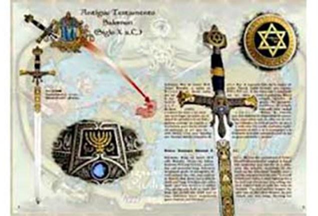 El misterioso del Anillo del Arcángel San Miguel y El Rey Salomón