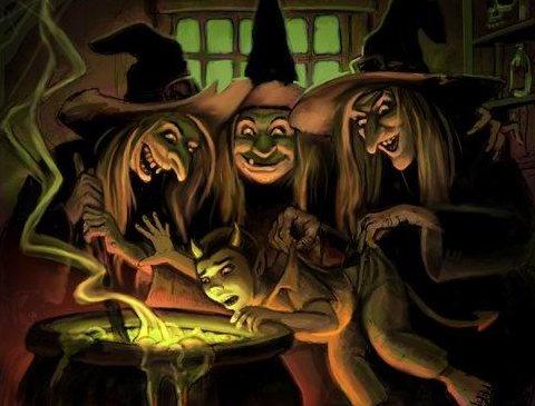 Las brujas de naica