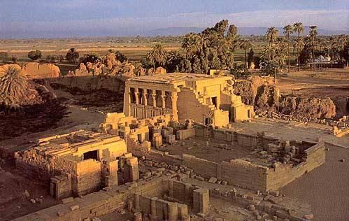 Egipto Fue Una Colonia Atlante?