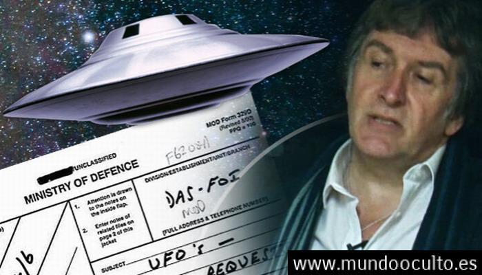 El Gobierno sabe mucho más de lo que piensas, revelaron los archivos del Área 51 del Reino Unido.