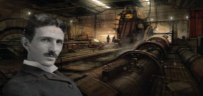 """Experimento de Tesla en viajes por el tiempo: """"Pude ver el pasado, el presente y el futuro al mismo tiempo""""."""