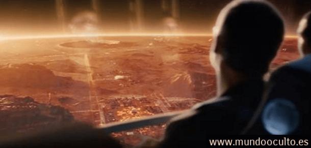 Programa Secreto del Espacio: Los humanos están en Marte desde los años 70
