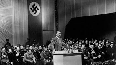 """""""No hay evidencia completa de que el cuerpo que se encontró fuera de Hitler"""""""