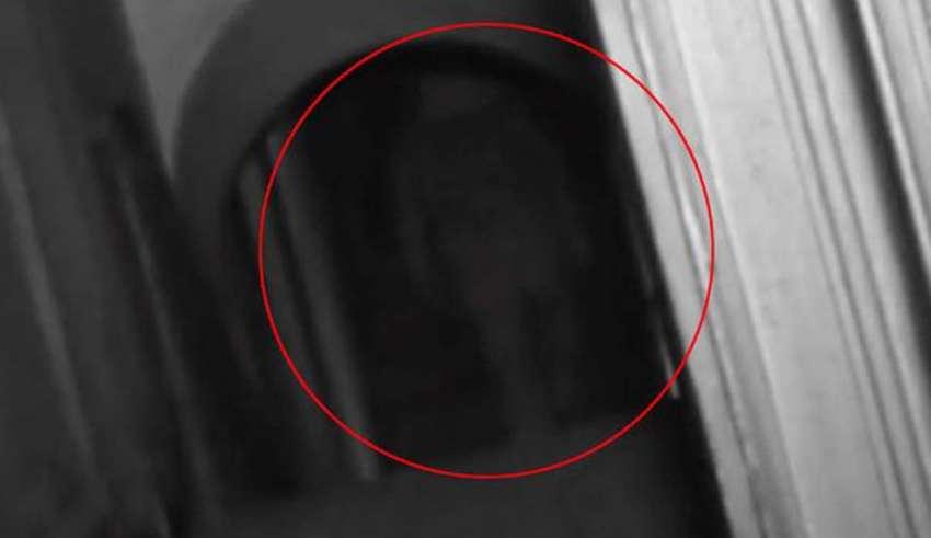 Un programa de televisión británico graba un fantasma en un palacio del siglo 17