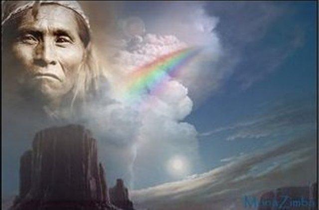 Los amigos voladores de los indios Hopi