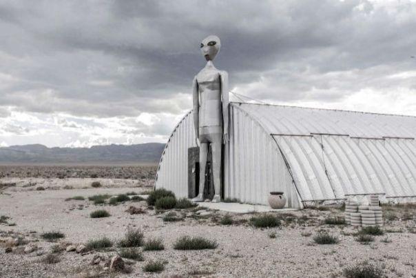 'Territorio UFO': donde se vieron los primeros platillos volantes