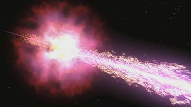 Una explosión de rayos gamma acabaría con la tierra: ciencia