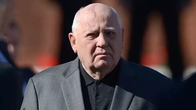 Mijaíl Gorbachov: La plaga principal en el mundo es EE.UU