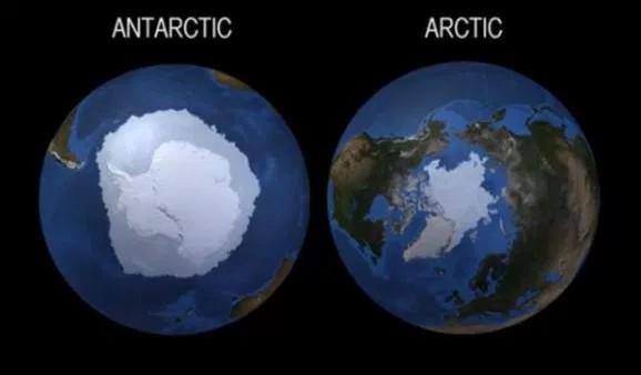 ¿Por qué aumenta el hielo en el Antártico si hay calentamiento global?