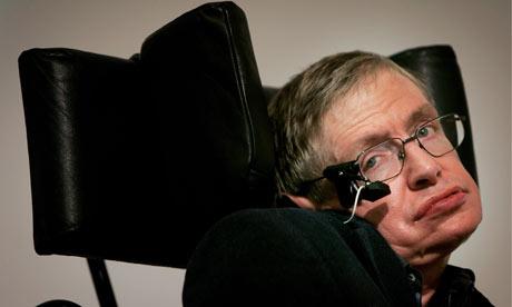 Stephen Hawking advierte que la partícula de Dios podría destruir el universo