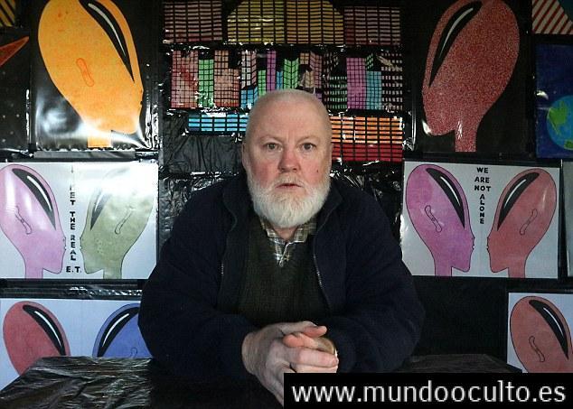 Hombre irlandés: «Extraterrestres me secuestraron y dijeron que el mundo acabará en 850 años»