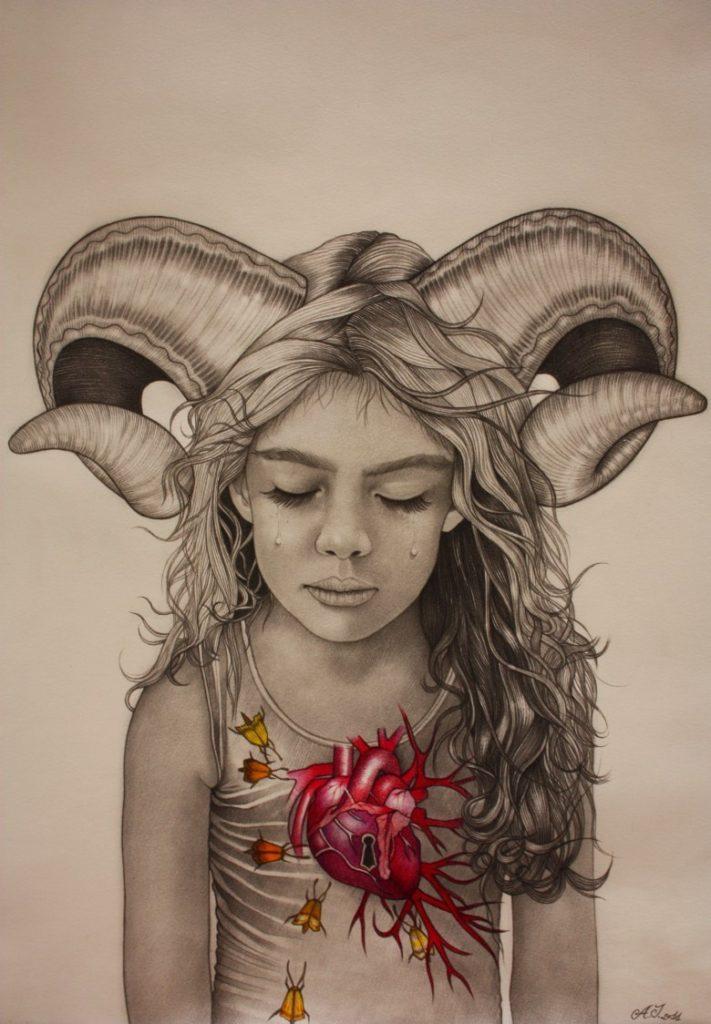 Los Escalofriantes Demonios de Madera