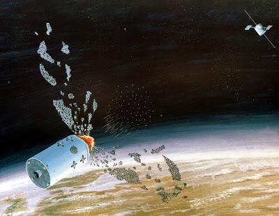 Los misteriosos satélites 'asesinos' de Rusia están despertando