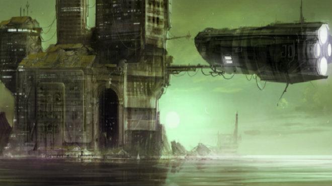 Buques espaciales - Revelan visita de buques espaciales a la tierra en documentos antiguos