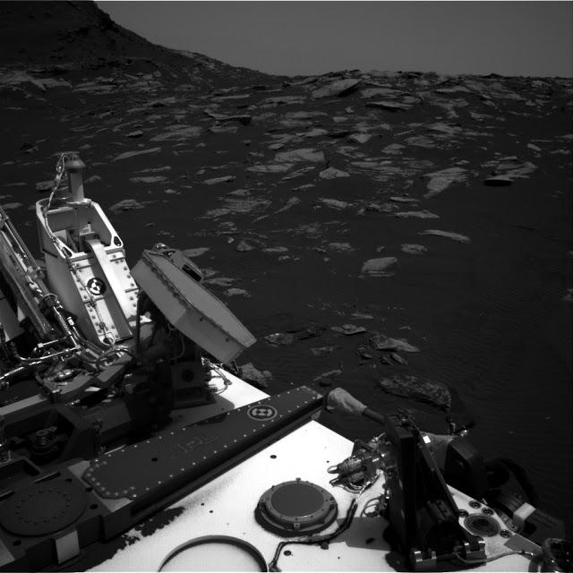NASA y sus pruebas en la oscuridad
