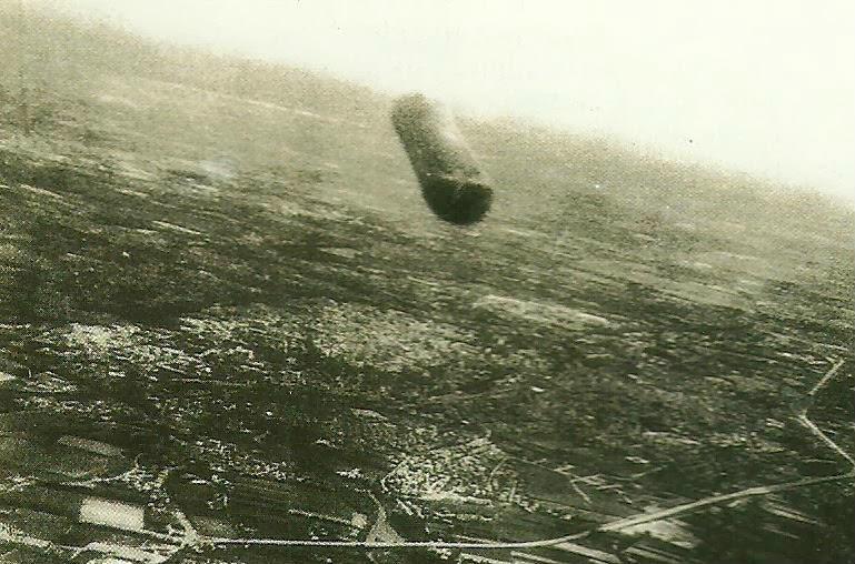 Nave nodriza - Revelan visita de buques espaciales a la tierra en documentos antiguos