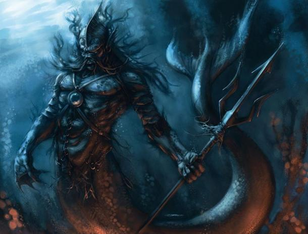 Demonios marinos maestros de la magia y los metales: los Telquines de los mitos griegos y romanos