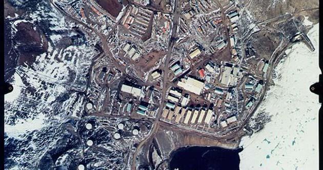 Encuentran ruinas de una ciudad muy antigua en la Antártida