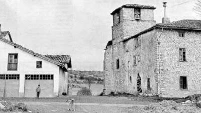 España: Un OVNI de 1897 sobre Antezana de Foronda