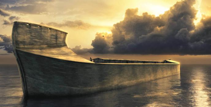 Finalmente ENCUENTRAN el Arca de Noé: Investigadores están 99% seguros de este impresionante descubrimiento.