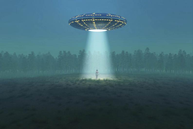 Los casos documentados más asombrosos de abducción extraterrestre