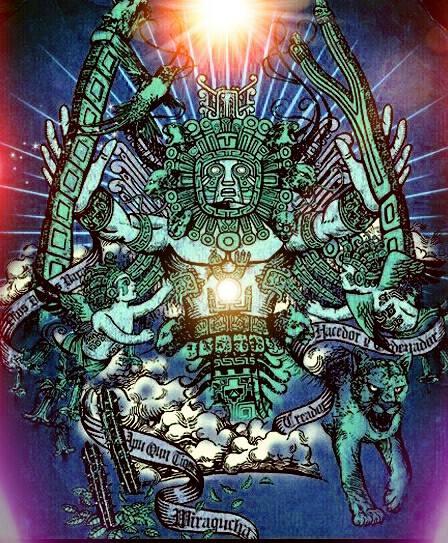Viracocha, el principal dios de la Mitología Andina ¿De origen extraterrestre?