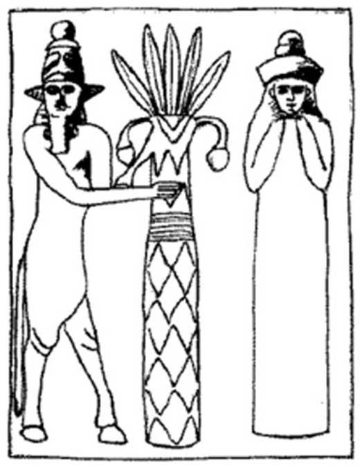 El poderoso Enki: el dios amigo de la humanidad de los mitos sumerios, acadios y babilonios