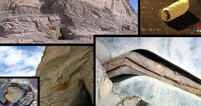 Los Tubos Baigong de 150.000 años de antigüedad: Evidencia de una civilización tecnológicamente avanzada.