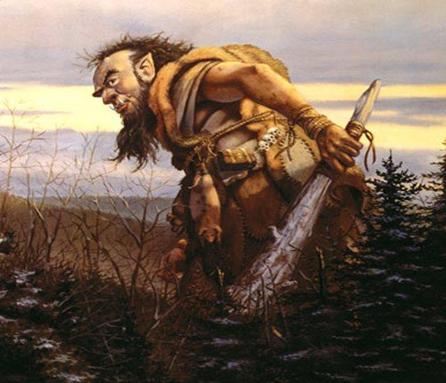 Fomorianos: Raza de Gigantes que habitaron Irlanda y Escocia según antiguas leyendas