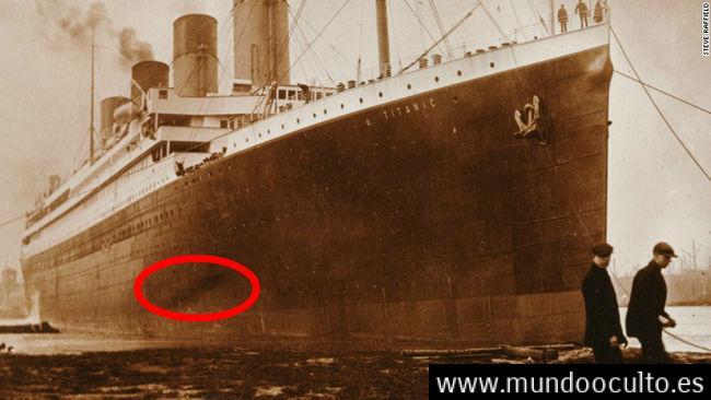 Fotografías inéditas del Titanic cuestionan la versión oficial de su hundimiento