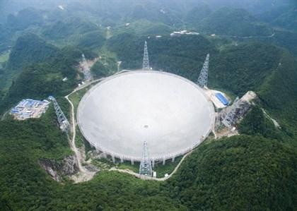 China procesará datos sobre vida extraterrestre a gran escala