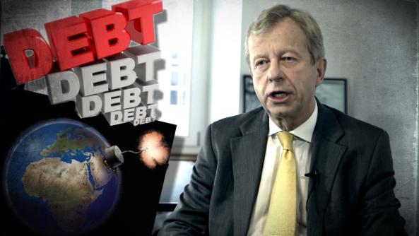El hombre que predijo el colapso del euro ante el franco suizo hace una predicción demoledora