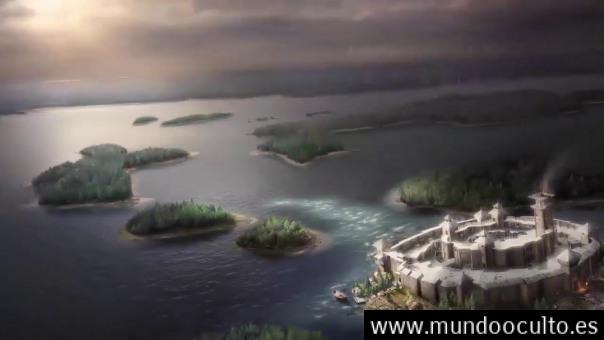 Las legendarias civilizaciones antediluvianas