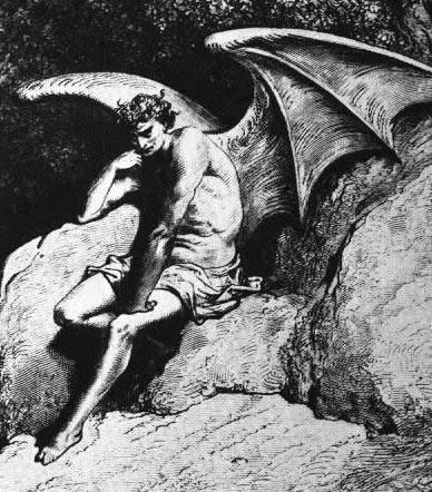 Sobre El origen sobrenatural de satanás y la maldad: ¿Existe realmente el diablo o es una excusa?