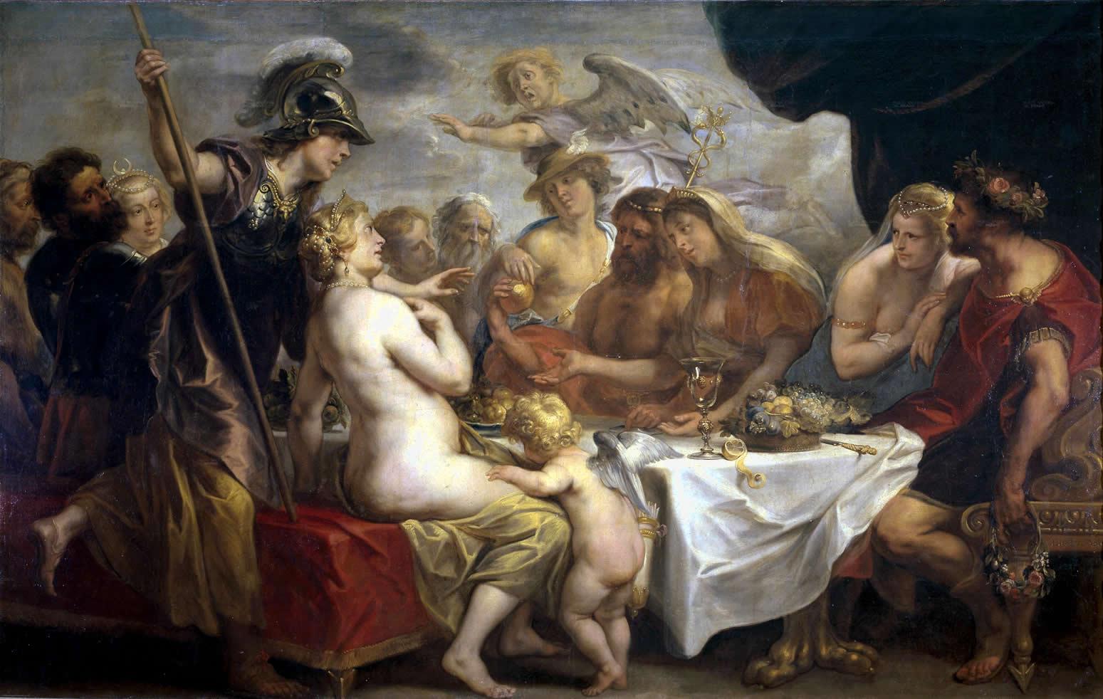 manzana antigua grecia - La manzana de la discordia y el amor en la antigua Grecia 4