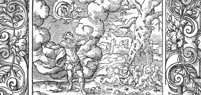 Mirmidones, hombres descendientes de las hormigas según la mitología