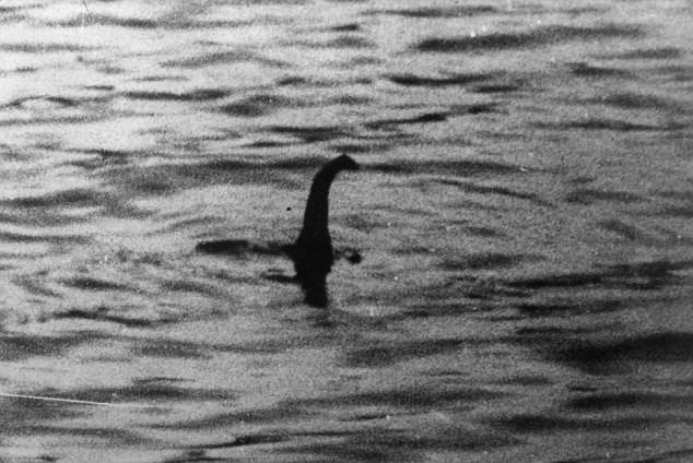 Turista británica filma una nueva aparición del monstruo del Lago Ness