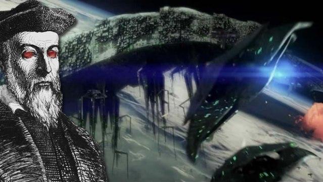 ¿Predijo Nostradamus una invasión extraterrestre?