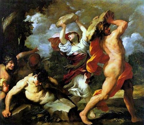 La teoria griega del origen del hombre