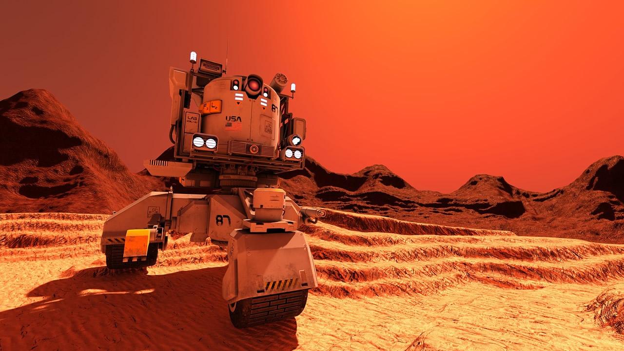 Ex Oficial: NASA revela su plan para llevar seres humanos a Marte